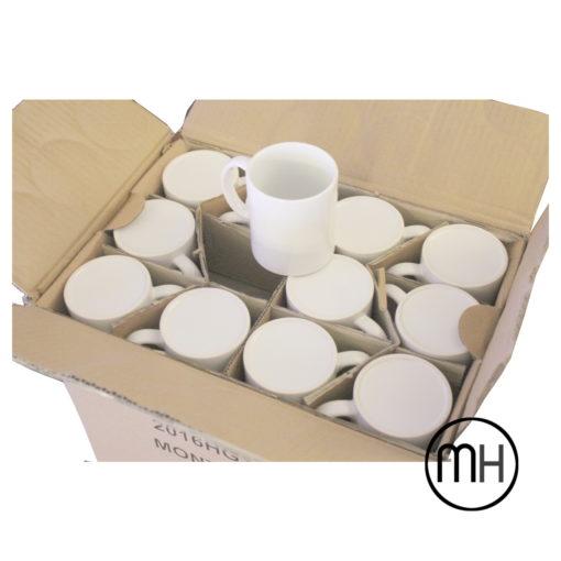 Taza de te o cafe caja 36 abierta