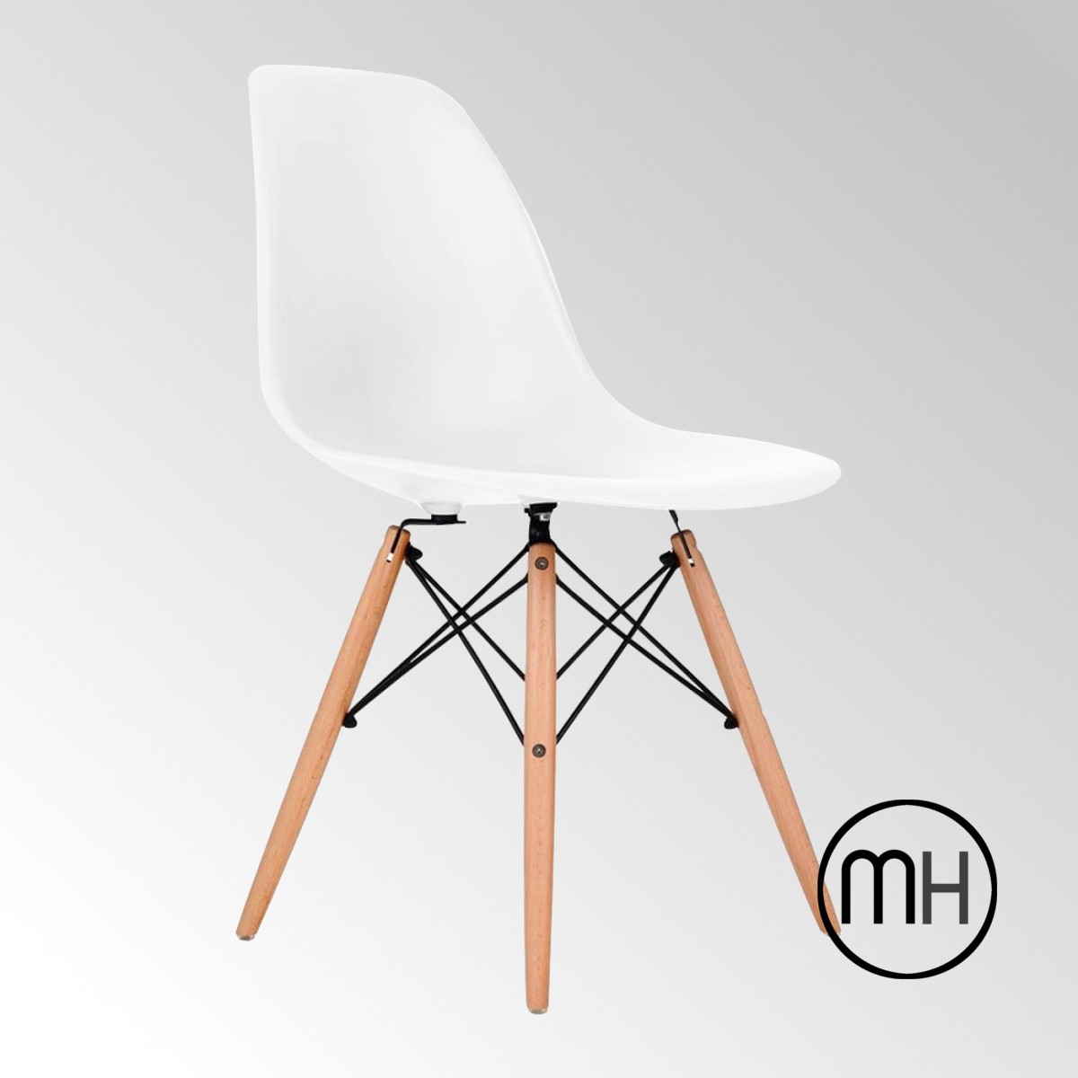 Sillas eames monalisa home for Sillas montevideo