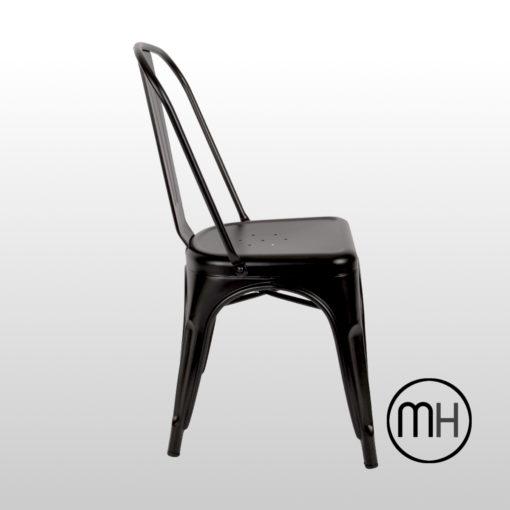 sillas tolix negra